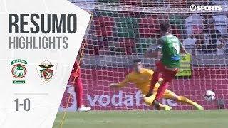 Highlights | Resumo: Marítimo 1-0 Santa Clara (Liga 18/19 #1)