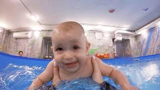 Грудничковое плавание в Ростове-на-Дону | ТоТо #133