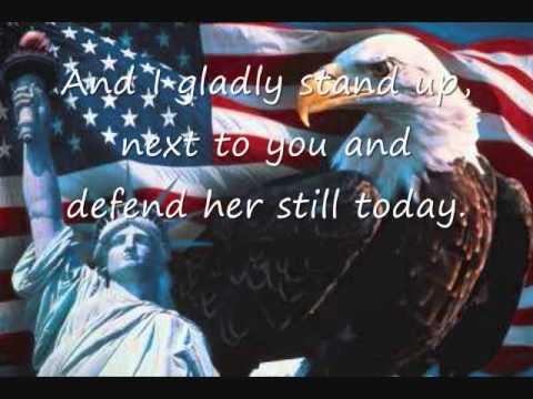 God Bless the USA- Lyrics