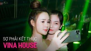 NONSTOP Vinahouse 2020 - Sợ Phải Kết Thúc Remix   LK Nhạc Trẻ Remix 2020 P29, Nonstop Việt Mix 2020