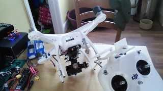 How to manually set a new Home Position on your DJI Vision, Plus, Phantom 2, etc