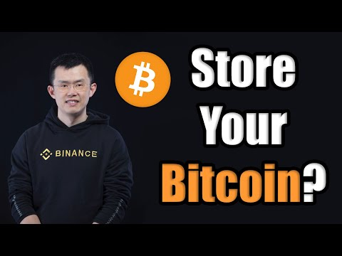 Is it Safe to Store Cryptocurrency on an Exchange in 2020? | CZ CEO Binance Interview