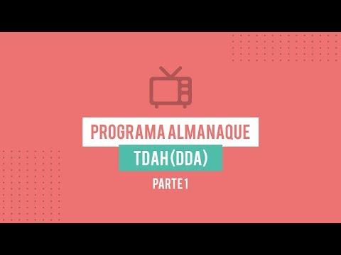 TDAH (DDA) - Ana Beatriz Silva - Almanaque - Pt.1/2