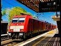 Compilation de trains sur la PLM en gare de Montélimar