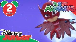 PJ Masks Super Pigiamini | Lavoro di squadra - Disney Junior Italia