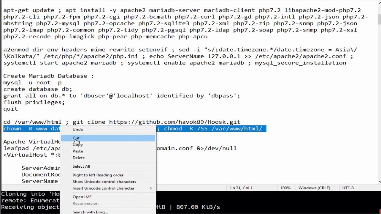 How To Install Hoosk CMS on Ubuntu 18 04