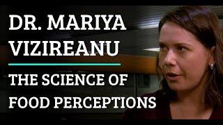 Simulation | AAA #287 Dr. Mariya Vizireanu - The Science of Food Perceptions