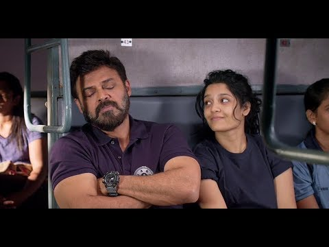 O Sakkanoda Telugu Full Video Song  | Guru (2017) | Victory Venkatesh, Ritika Singh |