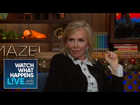 Trudie Styler And Sting Spin The Message In A Bottle   WWHL