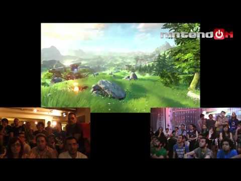 NintendOn E3 2014 - Reactions Roma & Milano