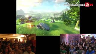 NintendOn E3 2014 - Reactions Roma & Milano