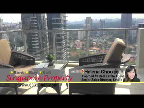 For Sale: Orchard Road Penthouse in Designer Comfort http://www.83320808.com