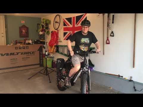 Voltbike maiden voyage