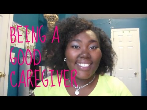 tips on how to be a caregiver