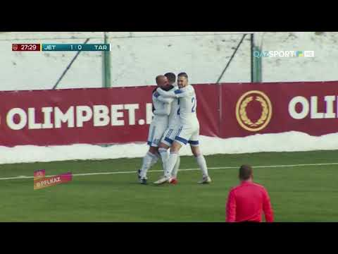 Zhetysu Taraz Match Highlights