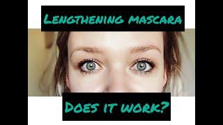 Testing the BIOAQUA Brand Lengthening Silk Mascara