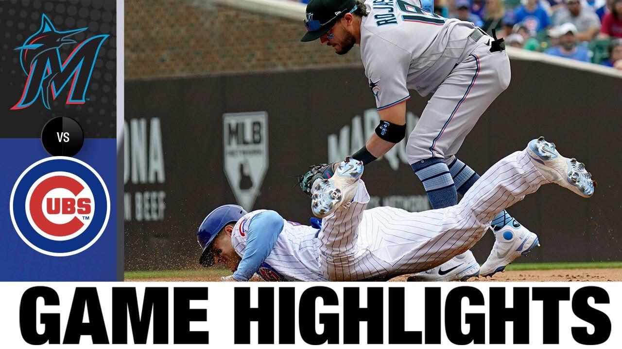 Download Marlins vs. Cubs Game Highlights (6/20/21) | MLB Highlights