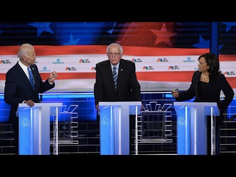 Generational Divide Was Subtext of Second Democratic Debate (2/2)