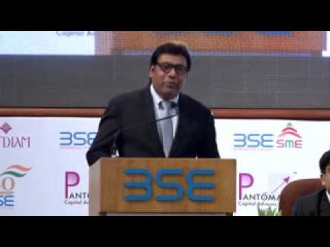Patdiam Jewellery Limited -Listing ceremony on BSE