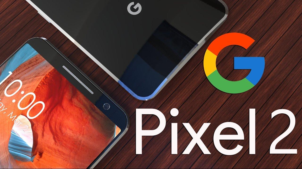 online store 4461a 1fc1c Google Pixel 2 Trailer with Premium Metal Glass Waterproof Design ...