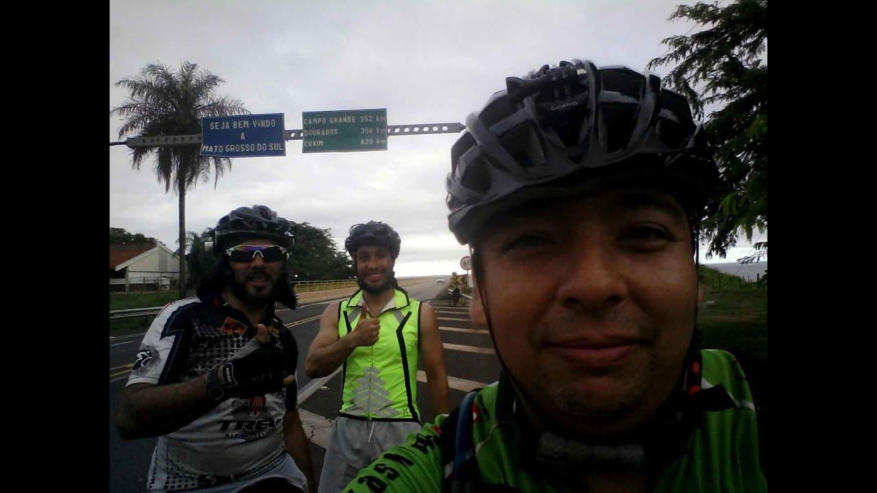 Pedal 720 KM - De São Paulo(Itaquera) Até a Divisa Com Mato Grosso Do Sul (Presidente Epitácio)