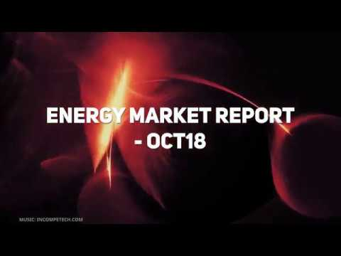 Business Energy Market Price Report - Oct18