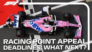 Racing Point Deadline Day: What Happens Next?