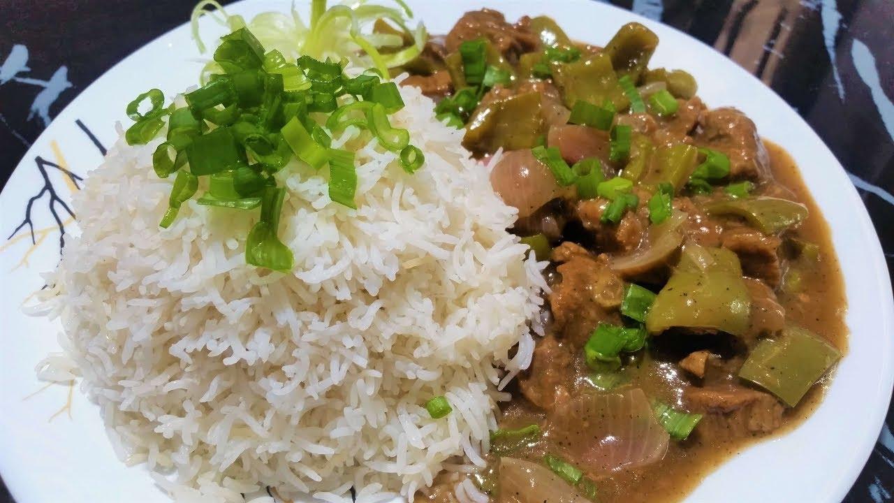 Beef Manchurian Recipe I Restaurant Style Beef Manchurian ...