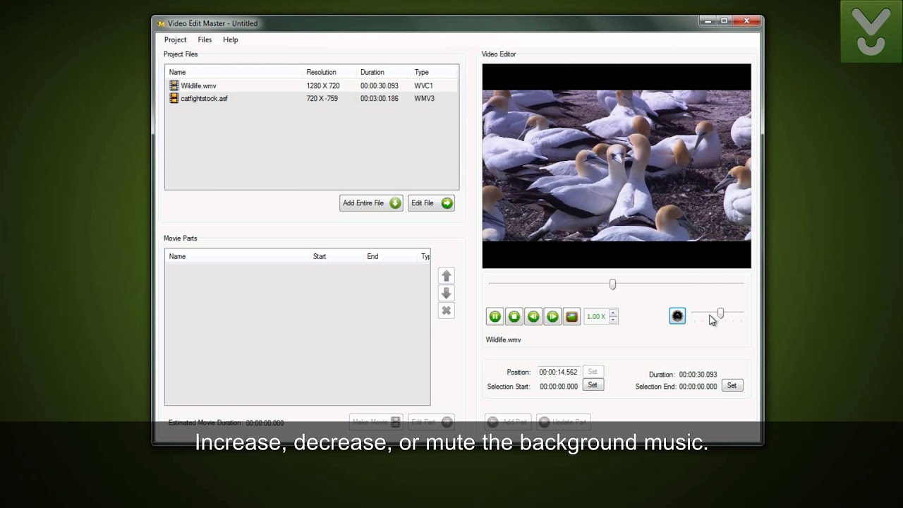 Video edit master edit avi and mpeg video files without re video edit master edit avi and mpeg video files without re encoding download video previews ccuart Choice Image