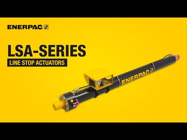 Line Stop Actuators | Enerpac