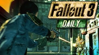 SUPER MUTANTS | Fallout 3 Daily | Episode 6