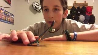4 beginner fingerboard tricks