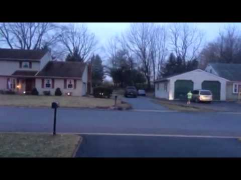 Video: High-speed chase through Lancaster County neighborhood