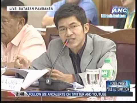 Baixar Rep. Chong presents alleged Biliran poll fraud in House probe Part 1