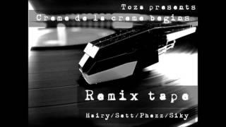 Frenkie, Marčelo & Edo Maajka- Creme De La Creme Begins (ARTistical Remix)