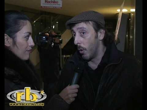 MASSIMO CECCHERINI - intervista (Io & Marilyn) - WWW.RBCASTING.COM