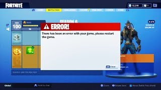 This GLITCH got 1000s of Fortnite Accounts BANNED *BE CAREFUL*