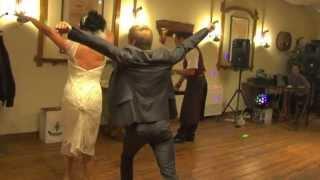 Первый танец отличных ребят!!!