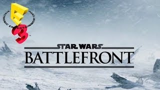 Star Wars Battlefront 3 Gameplay Walkthrough Development E3 2014 EA Press Conference