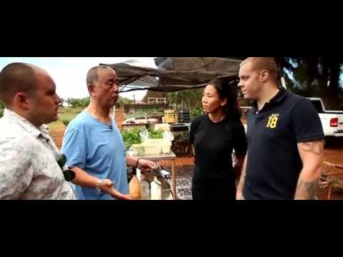 Lanai Beyond the Grid with Nobu Matsuhisa