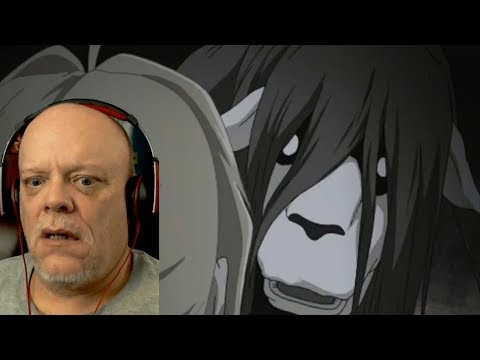 "REACTION VIDEO | ""FullMetal Alchemist Brotherhood #4"" - This Was Insanely Disturbing!"
