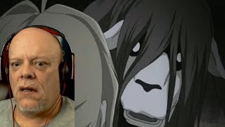 "REACTION VIDEO | ""FullMetal Alchemist Brotherhood #4"" - This Was Insanely Disturbing! thumbnail"