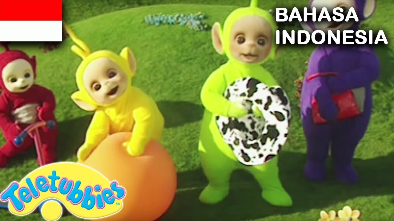 Teletubbies Bahasa Indonesia Klasik Membuat Gambar Full Episode HD