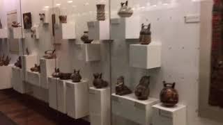 Museo del Banco Central de Reserva del Perú - MUCEN/viaje en el tiempo