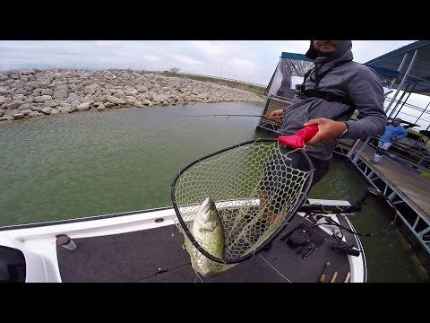 Fishing Docks for BIG Bass!!