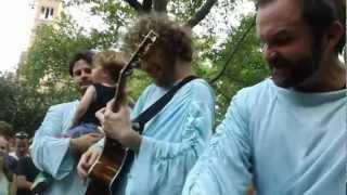 Dispatch - The General - Live Acoustic - Washington Square Park - Up Close!