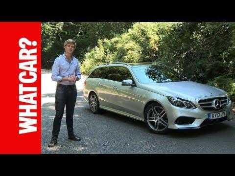 Mercedes-Benz E-Class 2013 review - What Car?