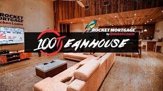 100 Thieves - Rocket Mortgage Team House Tour