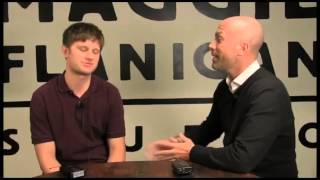 Alumni Michael Oberholtzer talks about filming Delivery Man staring Vince Vaughn Full Interview