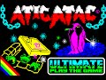 Atic Atac ZX Spectrum Walkthrough Directors Commentary